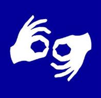 Ikona polskiego języka migowego