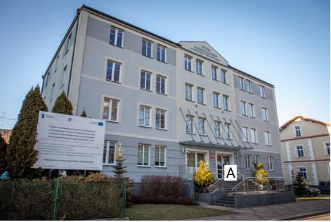 Budynek Urzędu - Towarnickiego 3a w Rzeszowie